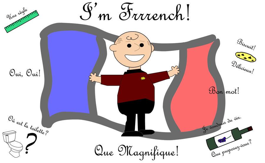 I'm French! by Llanolyn