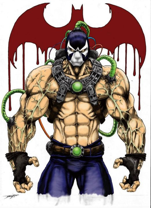 Bane by Punch-line-designs on DeviantArt