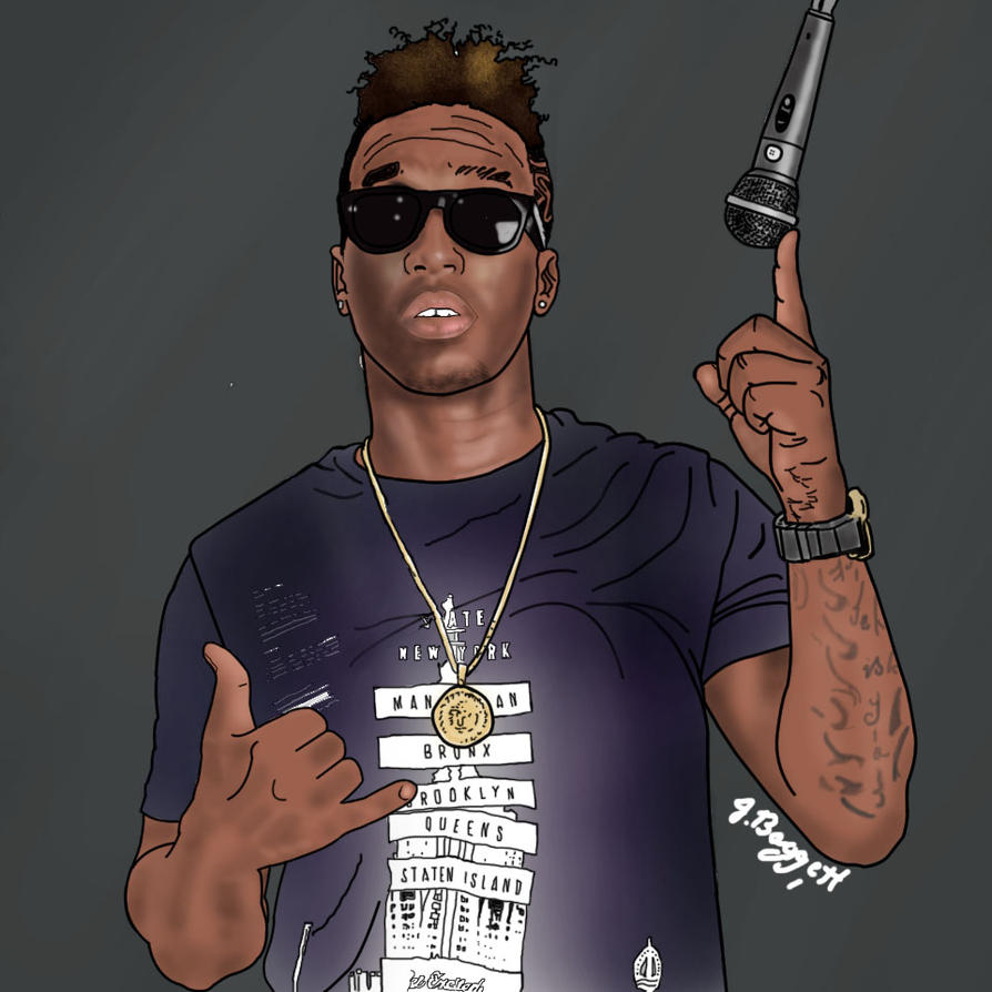 Mike A. by Punch-line-designs