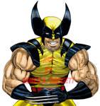 Wolverine by Punch-line-designs