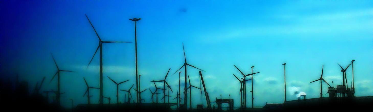 Ecoindustrial panorama