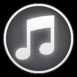 iTunes icon modded white