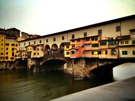 Ponte Vecchio by deviantgiak