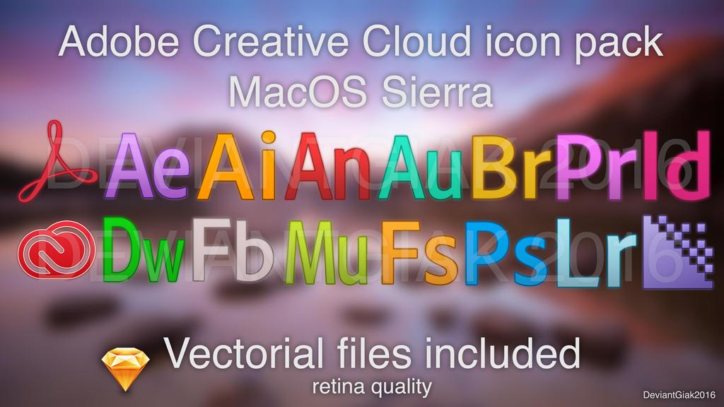 Mac Os Sierra Icon Pack