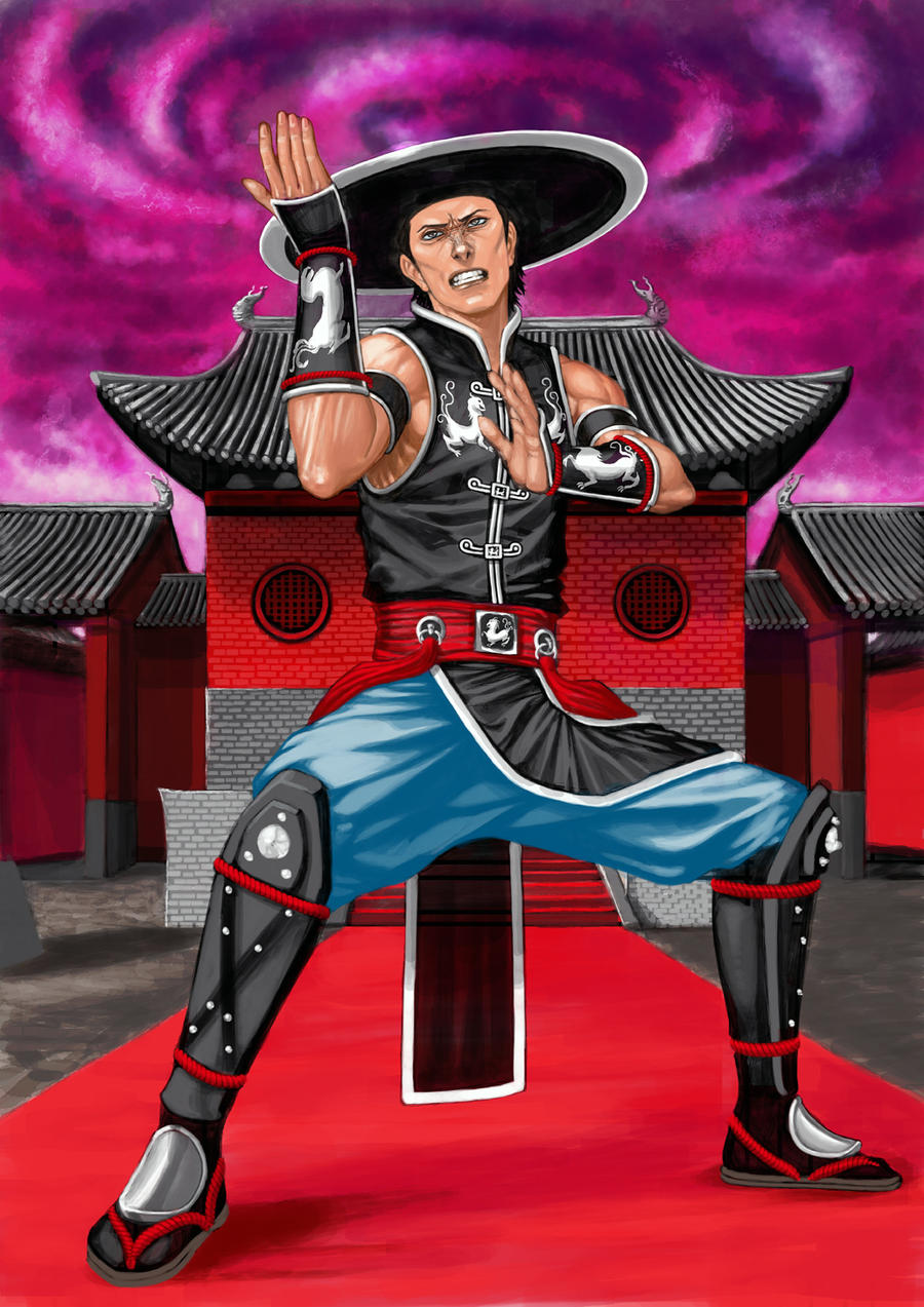Kung Lao - MK Immortal Project by Kachakacha