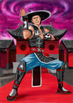 Kung Lao - MK Immortal Project