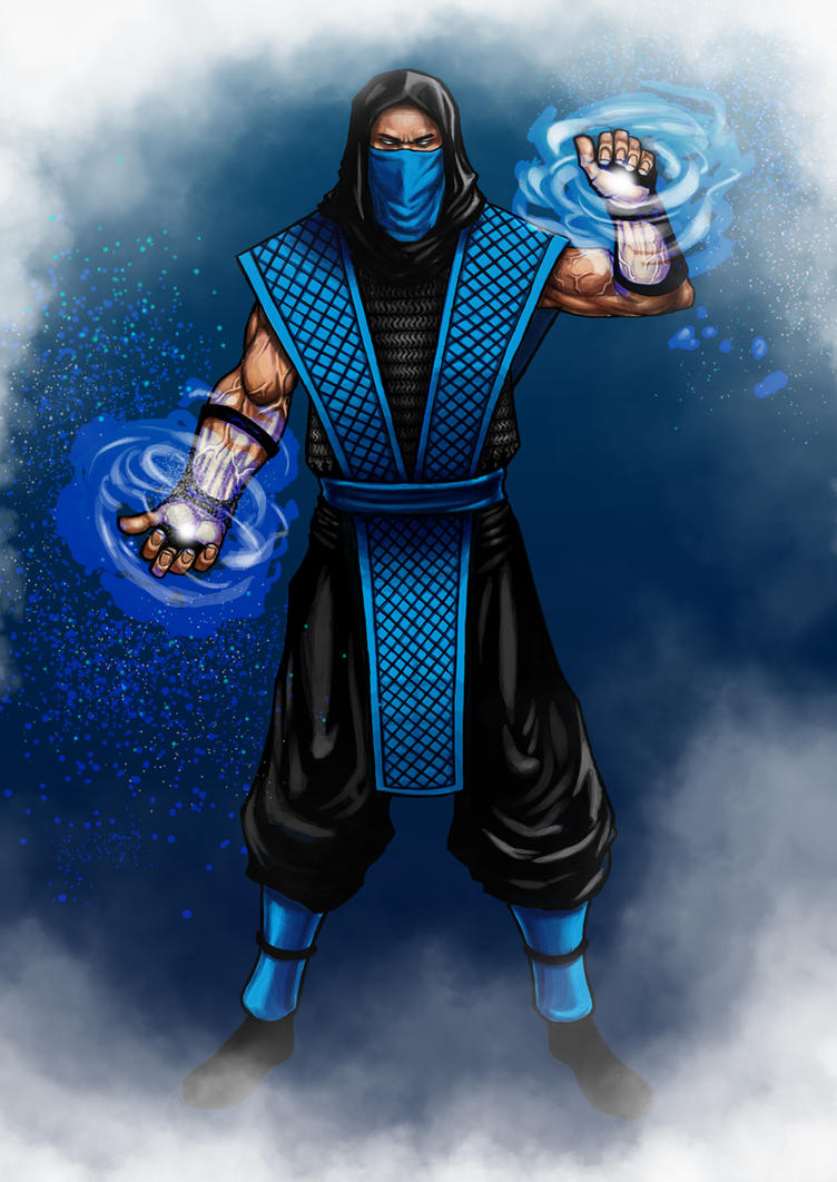 Mortal Kombat I tribute by Kachakacha