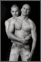 Bjorn and Dimitri by carlreyns