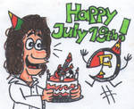 Happy July 19th! by StoneCold-Hammer