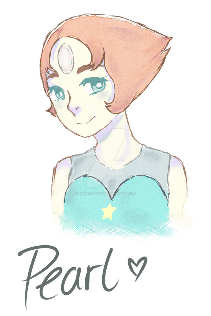 Pearl - Steven Universe by PukaaParanoid