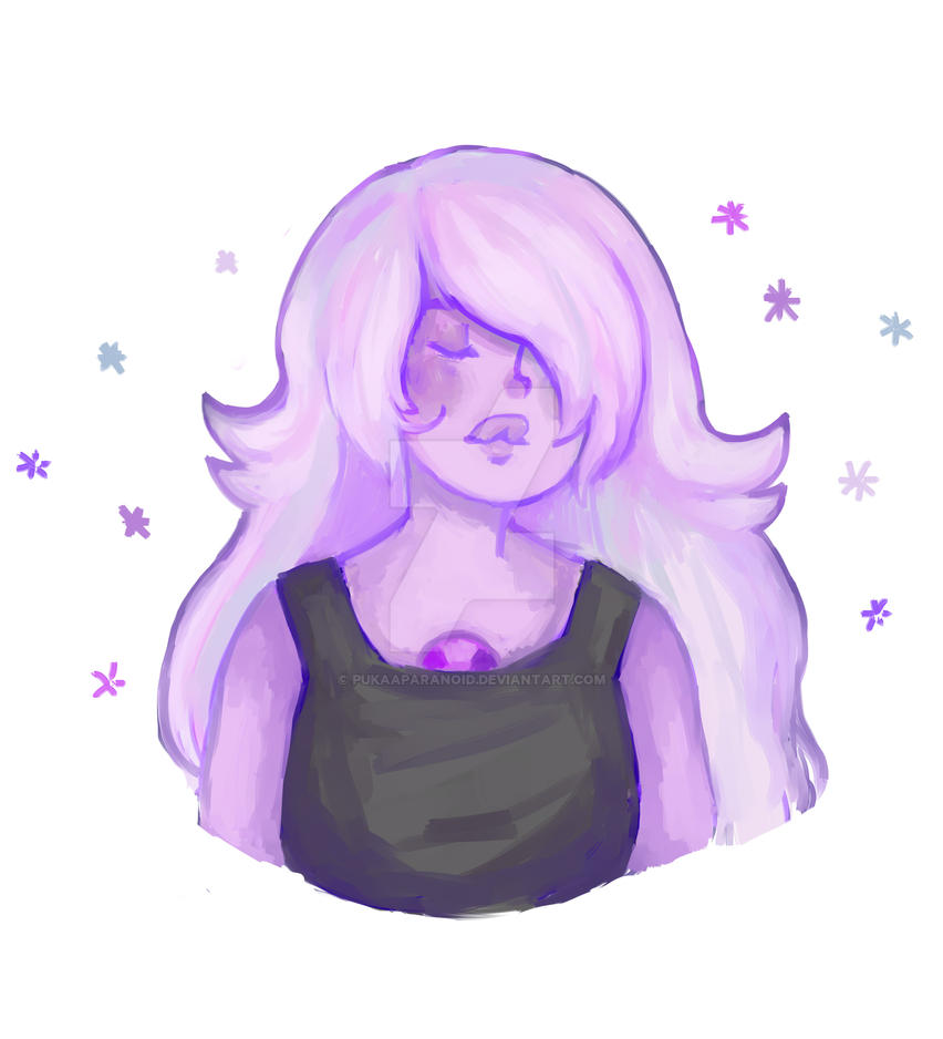 Amethyst - Steven Universe by PukaaParanoid