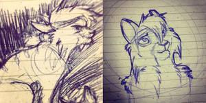 Old GK Doodles