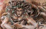 Gorgon Watercolour