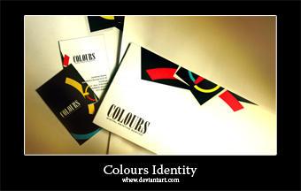 Colours Corporate Identity