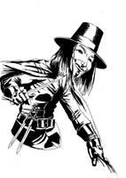 V for Vendetta by meritcomics