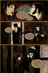 O.W.L. Chapter One Page Four by meritcomics