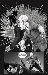 LUCID Page Nine by meritcomics