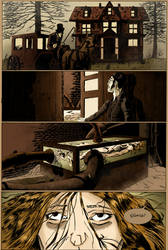 O.W.L. Chapter One Page Six by meritcomics