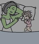 Durmamos Juntas