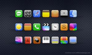 Lush: iPhone Theme