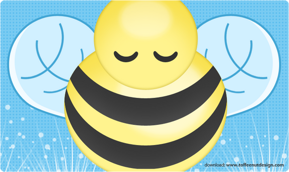 Wall: Goodnight Bee