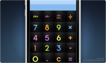 iPhone: ChocoMilk Calculator