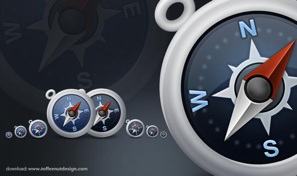 Safari Replacement Icon