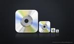 iTunes CD Icon