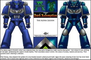 DR: Alpha Legion
