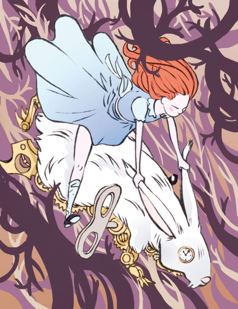 Alice by ELLeGGi
