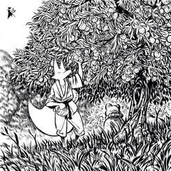 [Kistugi] nashi tree