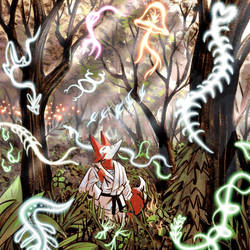 [Kitsugi]: lost in the mushi's forest