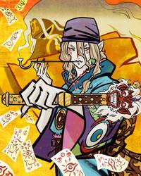 Kusuriuri the medicine seller
