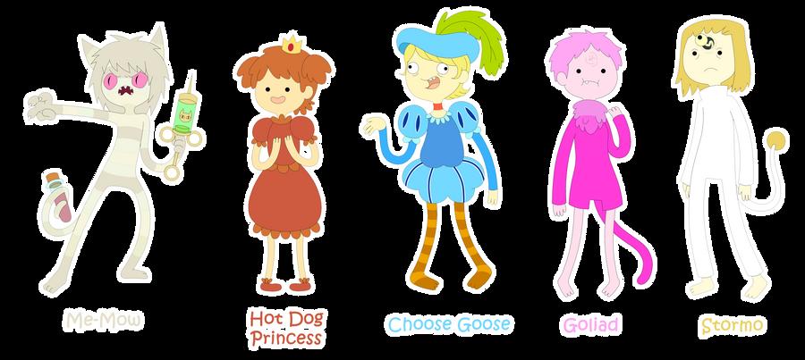 Adventure Time Human Characters | www.pixshark.com ...