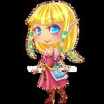 Skyloft Zelda