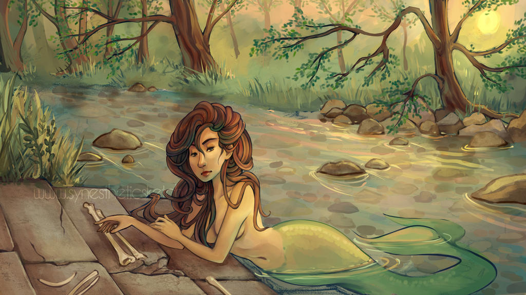 The Siren of the French Broad by viper-fish