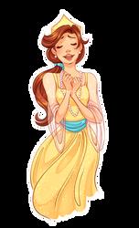 Anastasia by TealSeaArt