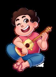Steven! by TealSeaArt