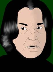 Severus Snape by Nalay