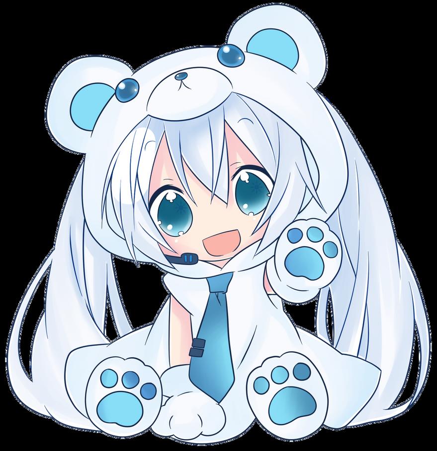 Hatsune Miku Cat Girl