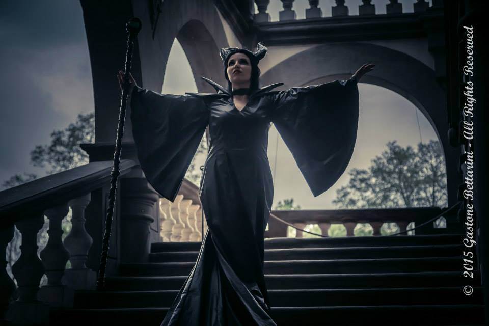 Maleficent - Queen of darkness by Cosmy-Milord