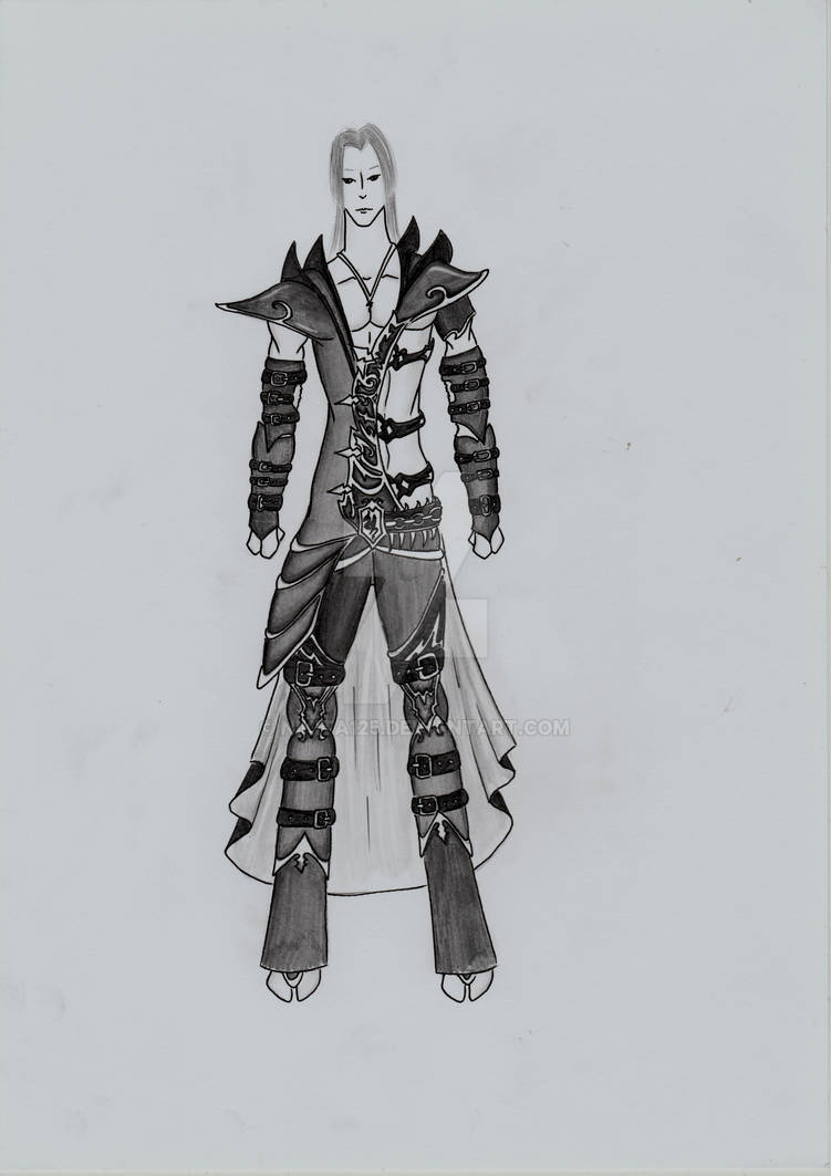 armored Liziel