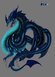 Sea dragon WIP