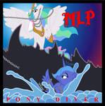 Pony diver