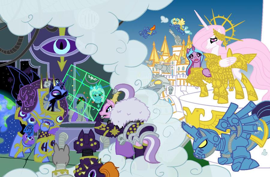 Luna Heresy by anonimounanime