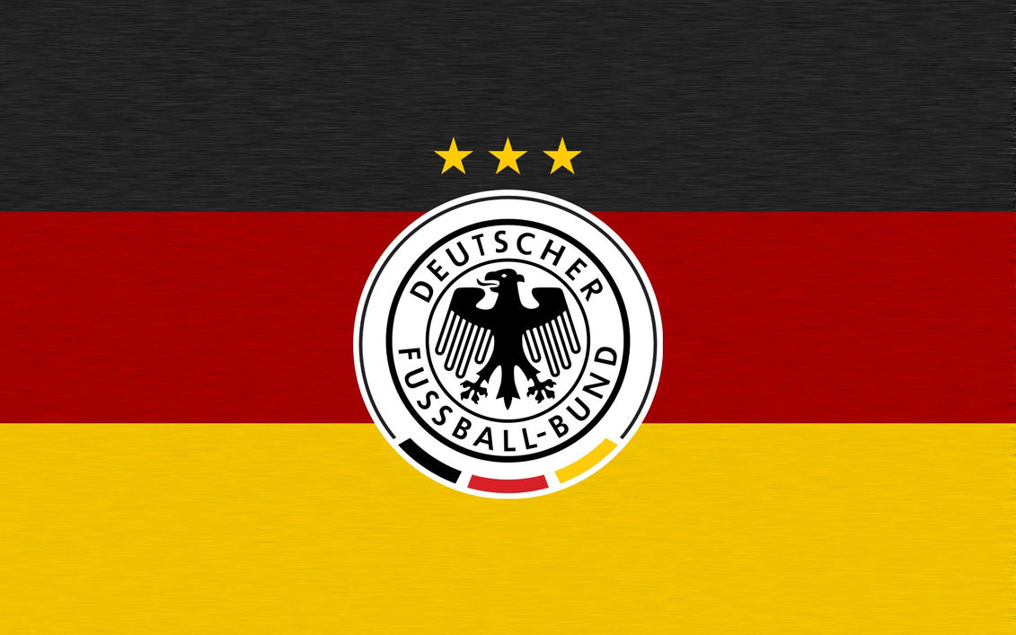 German Flag Brushedmetal Dfb By Freakadelle91 On Deviantart