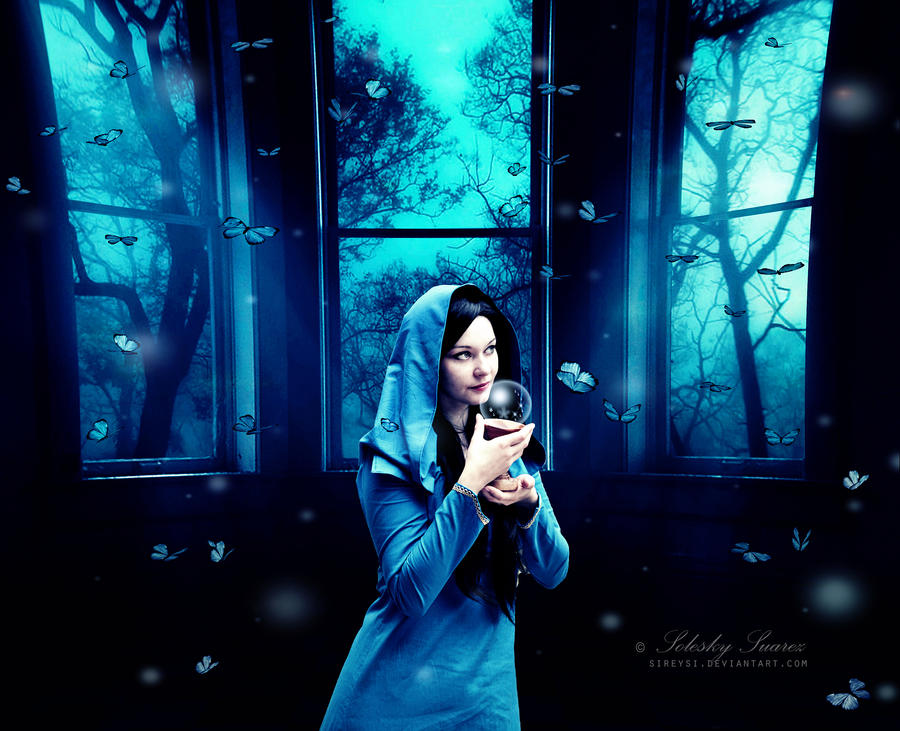 Magic Night by Sireysi