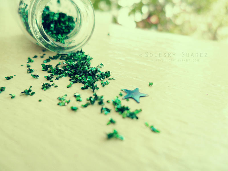 Pouring Wishes