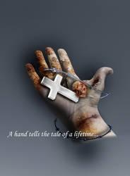 The hand tale: War