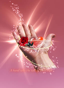 The hand tale: Love